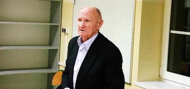 """Tadeusz Staniszewski honorowym członkiem KS """"1"""""""