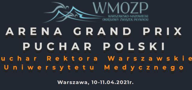 Arena Grand Prix WUM w Warszawie